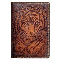 """Обложка на паспорт """"Тигр"""""""